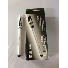 Ручка Aihai, AH-801A, 0.5mm, гелевый, черный, 1 шт-55 тг