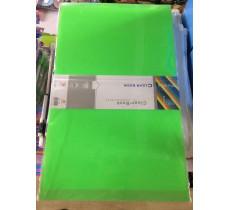 Папка файловая, А4, Clear Book, 80 лист, ассорти