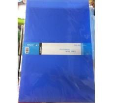 Папка файловая, А4, 10 лист, ассорти, Clear Book