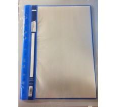 Папка с файлом прозрачным вверх, 80лист