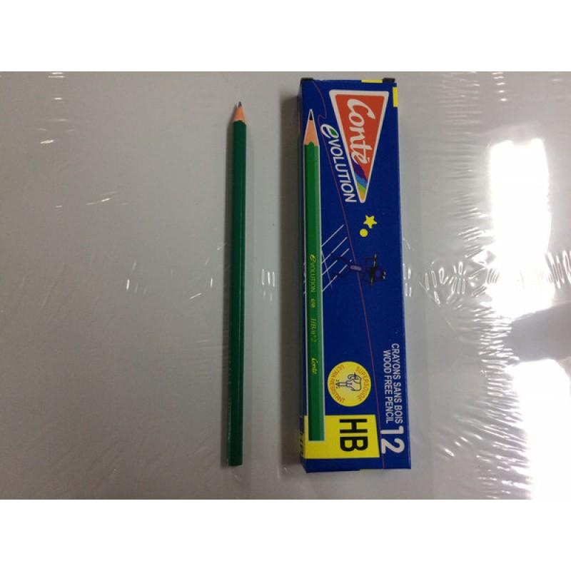 Простой карандаш Evoltion 65, HB, Conte, без ластика