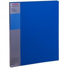 Папка с зажимом Berlingo Standard, 17мм, 700мкм, синяя