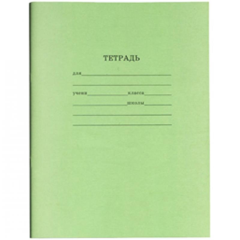 Тетрадь 12л., косая линия Проф-Пресс, эконом