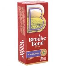 """Чай Brooke Bond """"Высокогорный"""", черный, 25 пакетиков по 1,8г"""