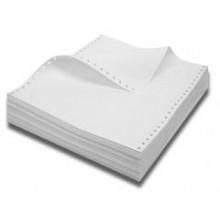 Бумага перф.фальц. 60г/м, 94-96%, 210 х 304,8 мм, 1500 лист