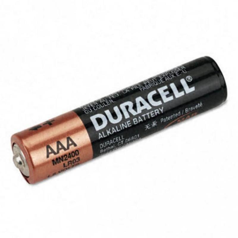 Батарейка Duracell  мизинчиковая ААА