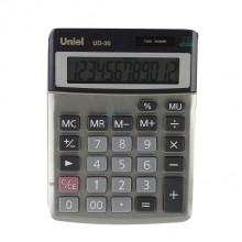 Калькулятор бухгалтерский ,12 р., 138х103х32 мм