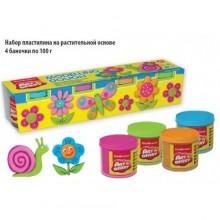 Пластилин-тесто на растительной основе, 6 цветов, по 35гр, ERICH KRAUSE