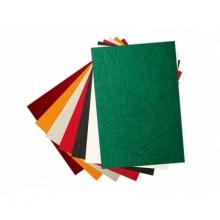 Обложки для переплета, А4, картон, цв. слоновая кость, 100 лист,