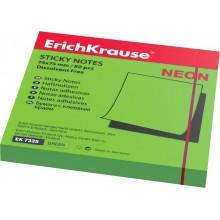 Постики 75x50 мм, зелёный, ERICH KRAUSE