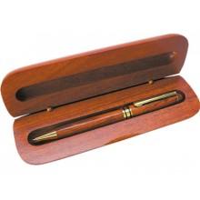 Ручка в деревянном корпусе