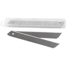 Лезвия для канцелярского ножа (9мм.), 10шт, SPONSOR