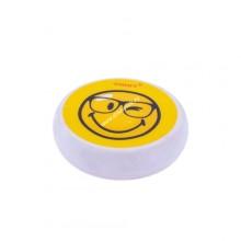 """Ластик, круглый Smiley"""", синтетический каучук"""