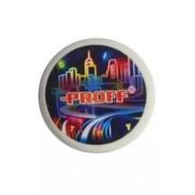 """Ластик, круглый """"Proff. Neon Line"""", синтетический каучук"""