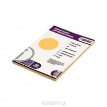 Бумага iOffice, 80 гр, 100 листов, оранжевый пастельный цвет, PROFF