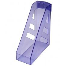 Лоток вертикальный, голубой, ФАВОРИТ