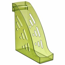 Лоток вертикальный, зелёный лайм, ТОРНАДО
