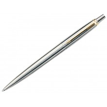ер.ручка Vector Std White, F, бел. лак, отд. нерж.сталь