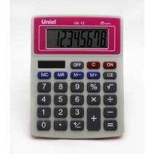 Калькулятор карманный, 8 разрядов, 101*62*11мм, DELI