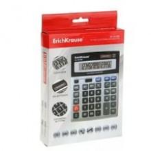 Калькулятор бухгалтерский, 14 разрядов DC-414, черынй, ERICH KRAUSE