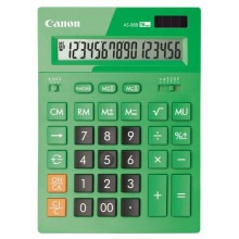 Калькулятор бухгалтерский ,12 р., 295х210х11 мм, зелёный