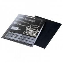 Копировальная бумага, чёрная, А4, 50листов