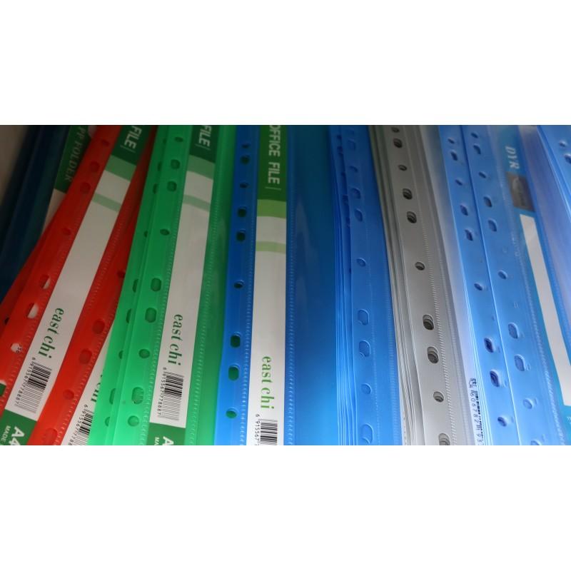 Скоросшиватель пластиковый А4 Office File