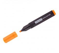 Текстовыделитель OfficeSpace оранжевый, 1-4мм