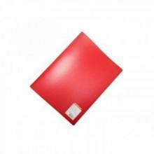 Папка на 4-х кольцах STANDARD, 24мм, A4, красный, ERICH KRAUSE