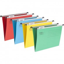 Папка подвесная для бумаг А4, 22702 оранж