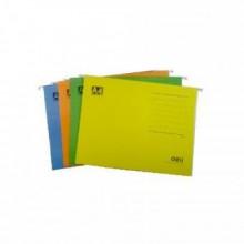 Подвесной файл, А4, ассорти, DELI