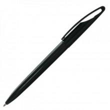 Ручка шариковая, синяя, 0,7 мм, автомат, корпус чёрный. SPONSOR
