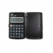 Калькулятор карманный, 8р, двойное питание, 117х73х10