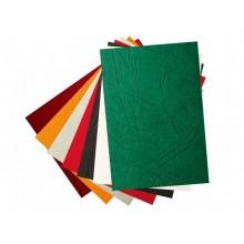Обложка для переплета, А4, 250 мкм, красная, глянец, 100шт