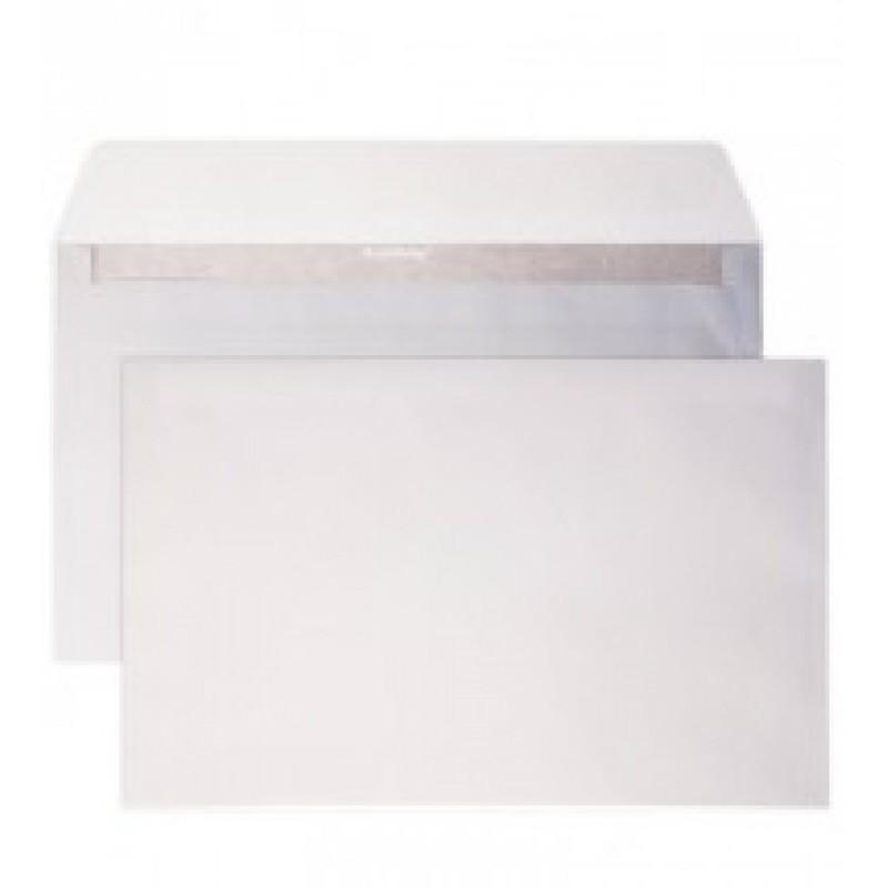 Конверт С6, 114*162, белый с внутр. запечаткой, 80гр
