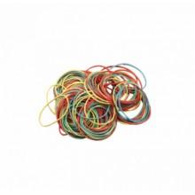 Резинки для денег 50гр. цветные, d=60мм