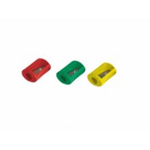 Точилка для карандашей, без контейнера с 1 отверстием, DELI (снят с производства)