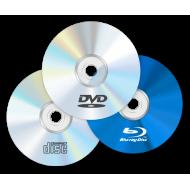 Диски Астана CD, DVD, BD, Blu-ray